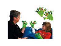 Finger-Frog Gloves